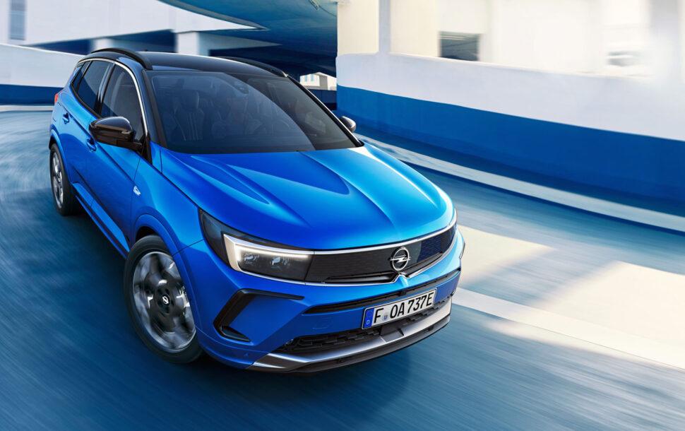 Das kostet den Opel Grandland mit einer frischen Nase